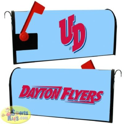 Dayton Flyers Mailbox Cover