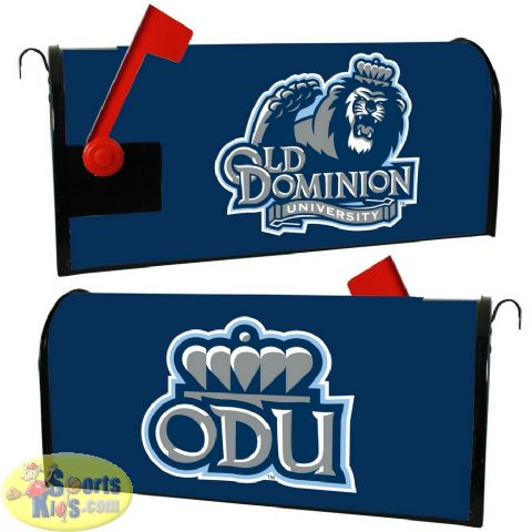 Old Dominion Monarchs Mailbox Cover